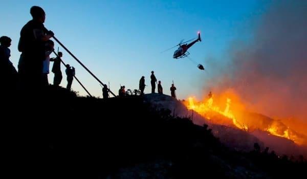 Катастрофы и стихийные бедствия
