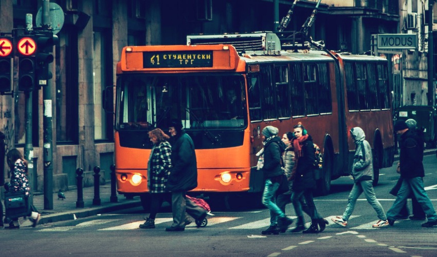 Троллейбус наблюдателей, или Почему мужик всегда прав