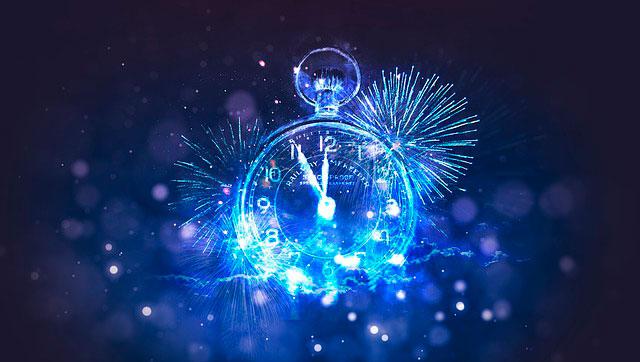 загадать желание в Новый Год