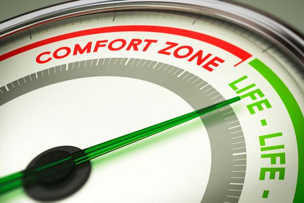 зачем выходить из зоны комфорта
